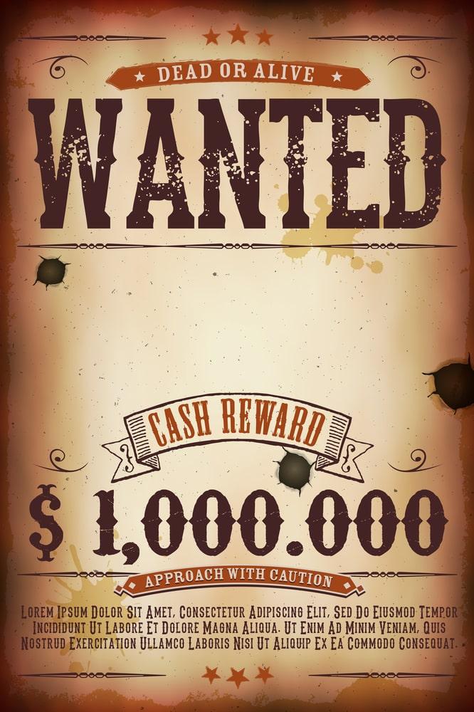 construction crime prevention reward