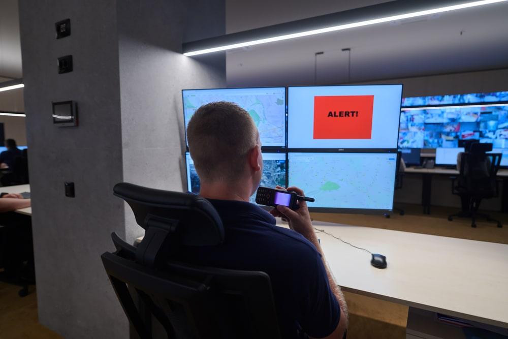 remote video monitoring center