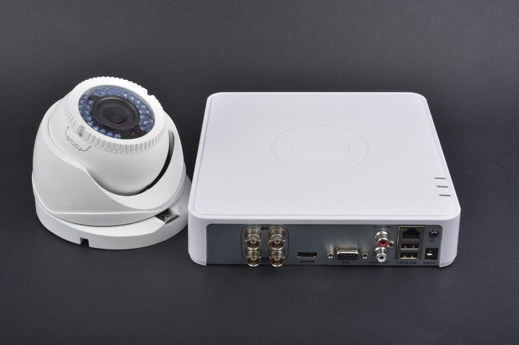 video surveillance DVR Maintenance